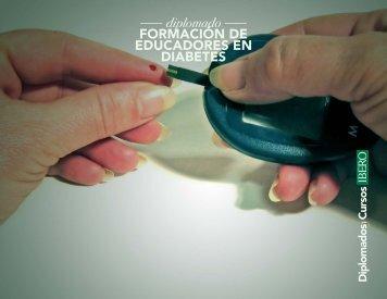 Formación de Educadores en Diabetes - Universidad ...