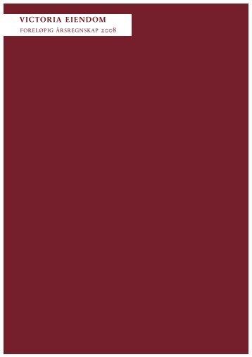 Foreløpig årsregnskap 2008:1. kvartal 2005.qxd.qxd