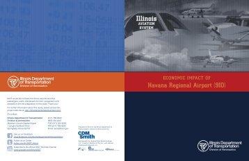 Havana Regional Airport (9I0) - Illinois Airports Mean Business