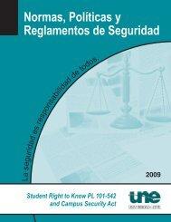 Normas, PolÃticas y Reglamentos de Seguridad.