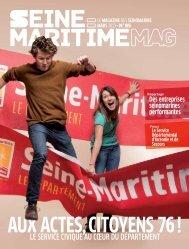 Aux ActeS, cItoyenS 76 ! - Département de Seine-Maritime