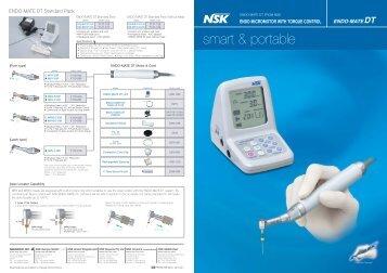 nsk endomate dt.pdf - PROFI - dental equipment