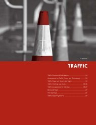 TRAFFIC - Commercial Solutions Inc