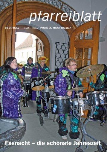 Das Lachen - Pfarrei Hochdorf