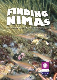 Finding NIMAs - Scottish Wildlife Trust