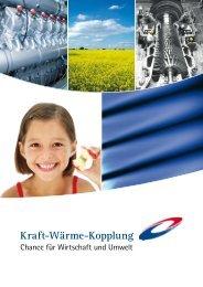 Kraft-Wärme-Kopplung – Chance für Wirtschaft und Umwelt