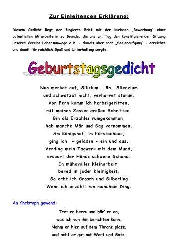 Geburtstagsgedichte Magazine