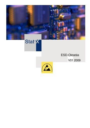 ESD-Oktatás - Stat-X Deutschland GmbH
