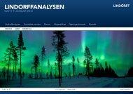 Her er link til Lindorffanalysen for 4. kvartal 2011 - Politilederen.no