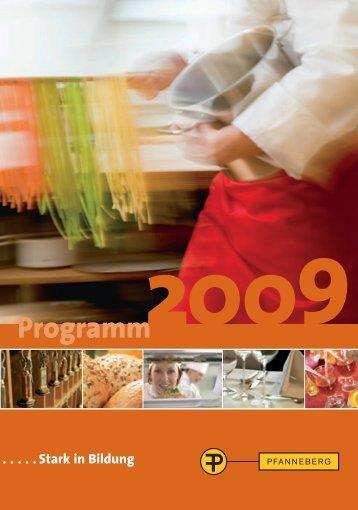 Gesamtverzeichnis 2009.indd - der-junge-koch.de