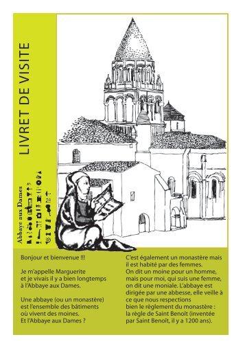 le livret visite 9-12 an - Abbaye aux Dames