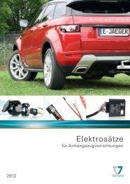 E-Satz-Katalog 2013