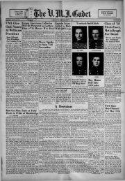 The Cadet. VMI Newspaper. May 05, 1941 - New Page 1 [www2.vmi ...