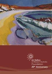 Foundation - Art Gallery of Western Australia