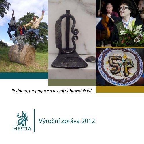 Výroční zpráva 2011 - Hestia