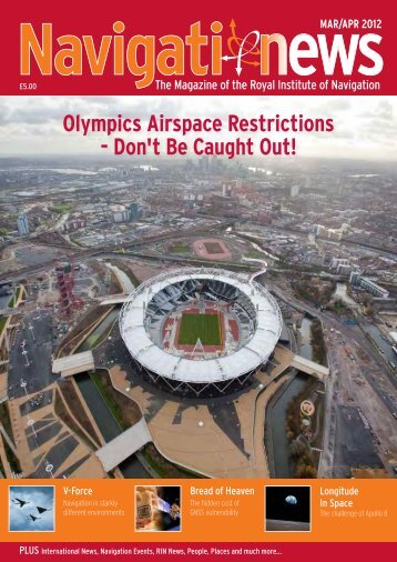 Olympics Airspace Restrictions - Don't Be Caught Out! - UrsaNav