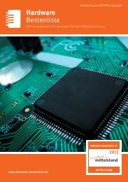 Bestenliste Hardware - IT-Bestenliste