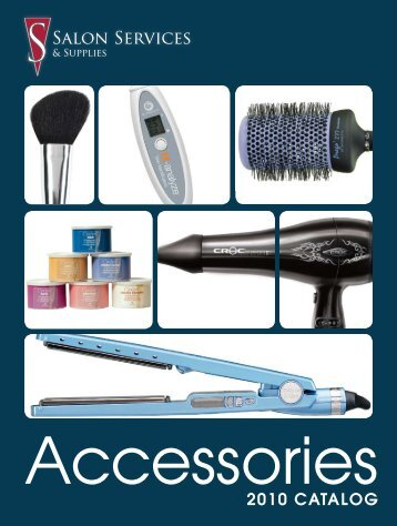 2010 CATALOG - Salon Services & Supplies