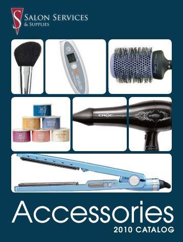 2010 CATALOG - Salon Services & Supplies