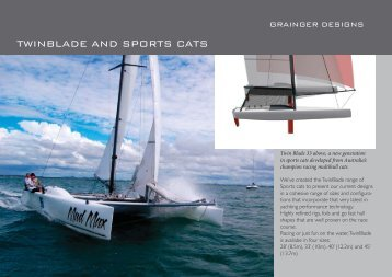 Download Twinblade and Sports Cats pdf ... - Grainger Designs