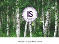 Biosynergy – Is fra Skarø - GO GLOBAL DAY