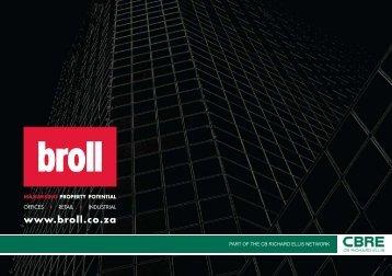 industrial broking - Broll