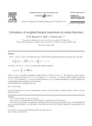 Univalency of weighted integral transforms of certain functions