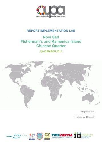 Novi Sad Fisherman's and Kamenica island Chinese ... - donauhanse