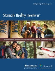 Starmark Healthy Incentives® PPO