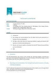 FSC Meeting Minutes Oct 23, 2012.pdf - Food Security Clusters