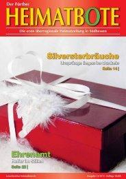 Frohe Weihnacht - frther-heimatbote-22b.de