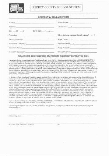 Community Service Form - Douglas County School District
