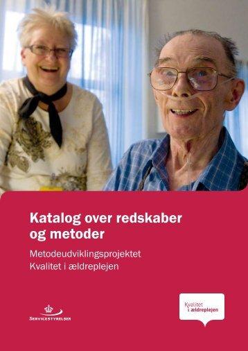 Katalog over redskaber og metoder - Socialstyrelsen