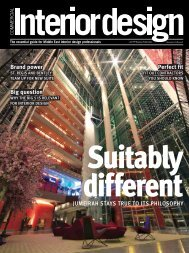JUMEIRAH STAYS TRUE TO ITS PHILOSOPHY Brand ... - PageSuite