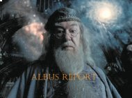 ALBUS REPORT - RadioNet
