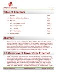 Power Over Ethernet Plus - Ethernet Alliance - Page 2