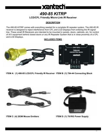 Speakercraft Ir Receiver Wiring Diagram - Wiring Diagram And Schematics