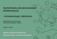 OKM_Sanna Hirsivaara_AIPA-päivät_Vaasa to_31.5.pdf - Vaasan ...
