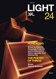 tHe Poetry oF tHingS Hong Kong - Teclux