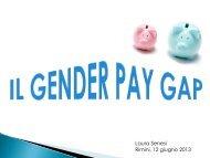 Il Gender Pay Gap - Uil Com