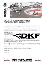 Nyhedsbrev 11 - 2012 - Rotax Max Challenge