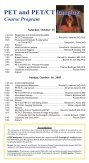 PET and PET/CT Imaging PET and PET/CT Imaging - UCSF ... - Page 4