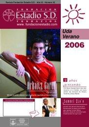 ESTADIO revista verano2006 - Fundacionestadio.com