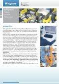Anlagenbau - Wagner Maschinen - Page 2