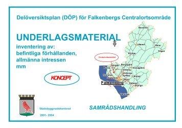 Underlag - Falkenbergs kommun