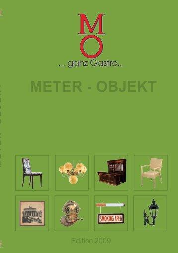 Alle Theken auch als Maßanfertigung für Ihre ... - Meter Objekt
