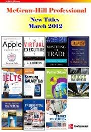 McGraw-Hill Professional - McGraw-Hill Books