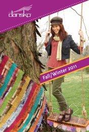 Fall/Winter 2011 - Dansko