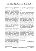 UTKÃœNDIGER - Ev.-Luth. Friedens-Kirchengemeinde Westerholt - Seite 4
