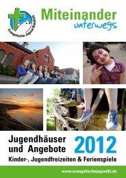 Nachbarschaft - Evangelische Jugend Bielefeld